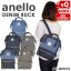 กระเป๋าเป้ Anello Denim Navy (Mini) thumbnail 3