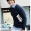พรีออเดอร์ เสื้อกันหนาวไหมพรมแฟชั่นอเมริกา และยุโรปสไตล์ สำหรับผู้ชาย แขนยาว เก๋ เท่ห์ - Preorder Men American and European Hitz Style Slim Long-sleeved Sweater สำเนา thumbnail 1