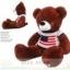 หมีเท็ดดี้ในชุดกันหนาว thumbnail 1