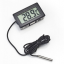 Temperature Sensor LCD Display Meter Digital thumbnail 1