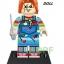 เลโก้จีน KF.097 ชุด Creepy Doll (สินค้ามือ 1 ไม่มีกล่อง)