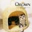 ที่นอนหวายเทียม สำหรับสัตว์เลี้ยง By Qrown Design thumbnail 1