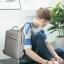 กระเป๋าเป้ Notebook Baisirui High quality (สีน้ำตาล) thumbnail 23