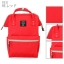 กระเป๋าเป้ Anello Canvas Red (Standard) ผ้าโพลีเอสเตอร์แคนวาส กันน้ำ thumbnail 2