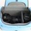 กระเป๋ากล้อง DSLR EOS waterproof camera bag สีฟ้า thumbnail 5