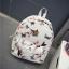 กระเป๋าเป้ผู้หญิงขนาดเล็ก Locally thumbnail 7