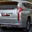 ชุดแต่งรอบคัน Mitsubishi Pajero Sport by Tamiya thumbnail 10