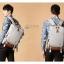 Kling / EXIT Premium Back pack(กระเป๋าเป้ สะพายหลัง) BA048 สีดำ พร้อมส่ง thumbnail 18