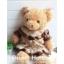 ตุ๊กตาหมีลอรัลตัวน้ำตาล-เสื้อน้ำตาล ขนาด 1.2 เมตร thumbnail 1