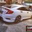 ชุดแต่ง ซิวิค Honda Civic 2016 - 2017 by Tamiya thumbnail 50