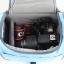กระเป๋ากล้อง DSLR EOS waterproof camera bag สีฟ้า thumbnail 8
