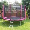 Coopster แทรมโพลีน 10ฟุต(3.05ม) สีชมพู