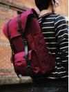Y-MASTER Back pack(กระเป๋าเป้ สะพายหลัง) BA041 สีแดง พร้อมส่ง
