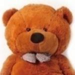 ตุ๊กตาหมีอ้วน ขนาด 1.4 เมตร