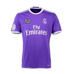 เสื้อรีล มาดริด เยือน Real Madrid Away 2016/2017