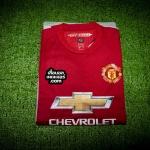 เสื้อบอลเวอร์ชั่นนักเตะ Adizero แมนเชสเตอร์ ยูไนเต็ด เหย้า Manchester United Home 2016/2017