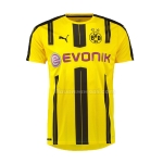 เสื้อบอลโบรุสเซีย ดอร์ทมุนด์ เหย้า Borussia Dortmund Home 2016/2017