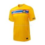 เสื้อบอลเพลเยอร์เวอร์ชั่นนักเตะทีมชาติไทยสีเหลือง Thailand kit yellow 2010 Player Issue