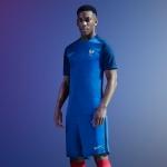 เสื้อทีมชาติฝรั่งเศษยูโร 2016 France Euro 2016 Kit