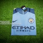 เสื้อบอลเวอร์ชั่นนักเตะ แมนเชสเตอร์ ซิตี้ เหย้า Manchester City Home 2016/2017