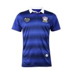 เสื้อบอลทีมชาติไทยน้ำเงิน Thailand kit blue 2015