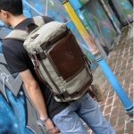 กระเป๋า Go around Backpack ถือ สะพายข้าง สะพายหลัง