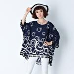 [พรีออเดอร์] เสื้้อแฟชั่นเกาหลีใหม่ สำหรับผู้หญิงไซส์ใหญ่ - [Preorder] New Korean Fashion Shirt for Large Size Woman