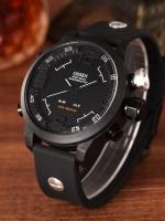 นาฬิกาข้อมือสายซิลีโคลน OHSEN รุ่น OS-02