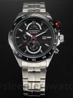 นาฬิกาข้อมือชาย สายสแตนเลส Curren Watch