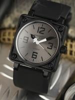 นาฬิกาข้อมือผู้ชาย นาฬิกาสายยาง นาฬิกา Infantry watch (In-stock)