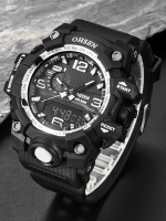 นาฬิกาข้อมือสายซิลโคลน OHSEN รุ่น OS-05-W