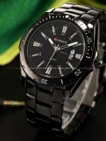 นาฬิกาข้อมือสปอร์ต Military Curren Watch