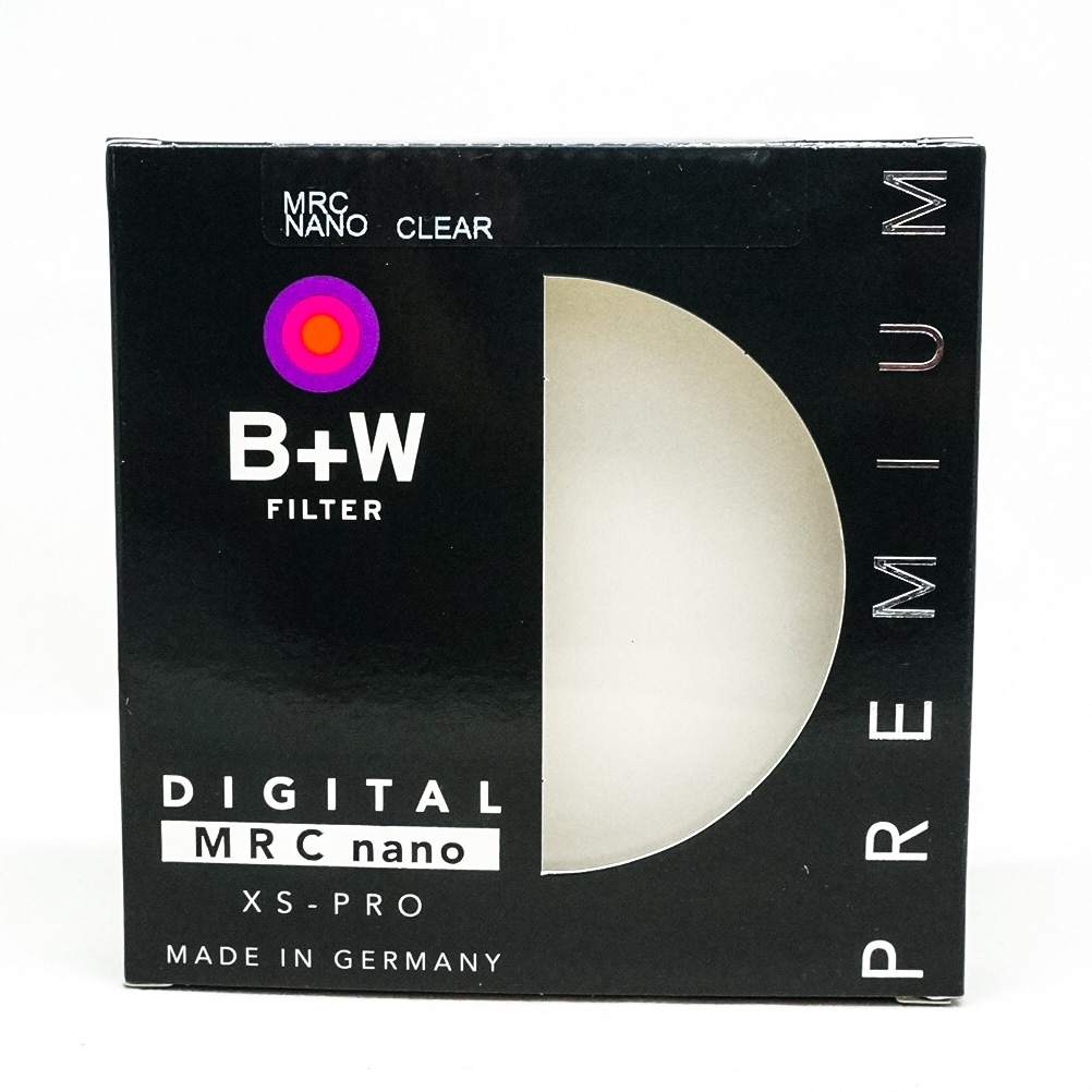 B+W 60 mm XS PRO Clear 007M MRC NANO Digital Filter