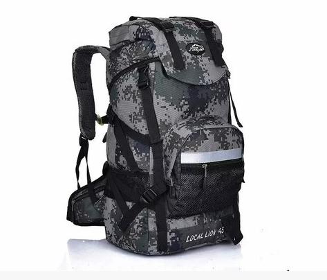 กระเป๋า backpack Camouflage Localion 45 ลิตร