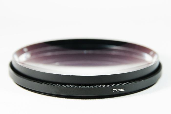 Filter fisheye ตาปลา 77 mm