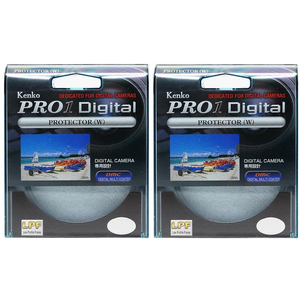 Kenko 49 mm Pro 1 D Digital Protector Filter 2 ชิ้น