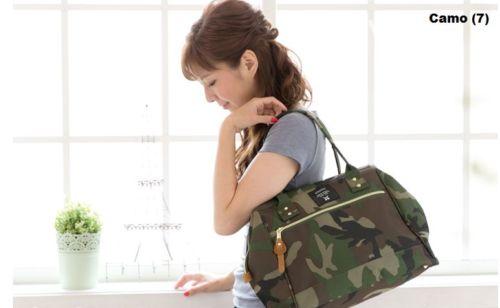 Anello Shoulder Bag กระเป๋าถือ/คล้องไหล่ สี Camoflage