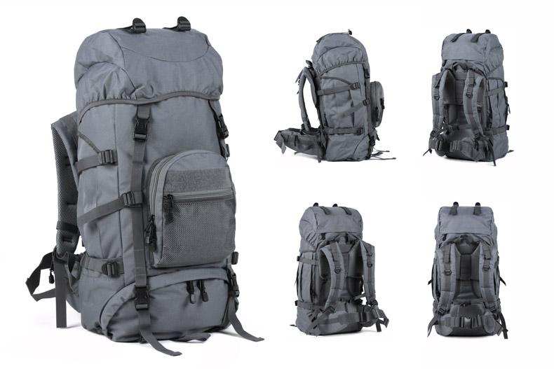 กระเป๋าเป้ Rogisi Premium Backpack 60L + 10L (มี 5 สี)