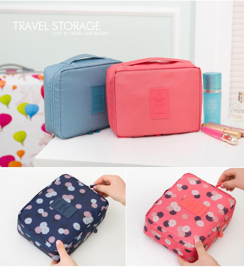กระเป๋าเครื่องสำอาง Travel season storage มี 14 แบบ