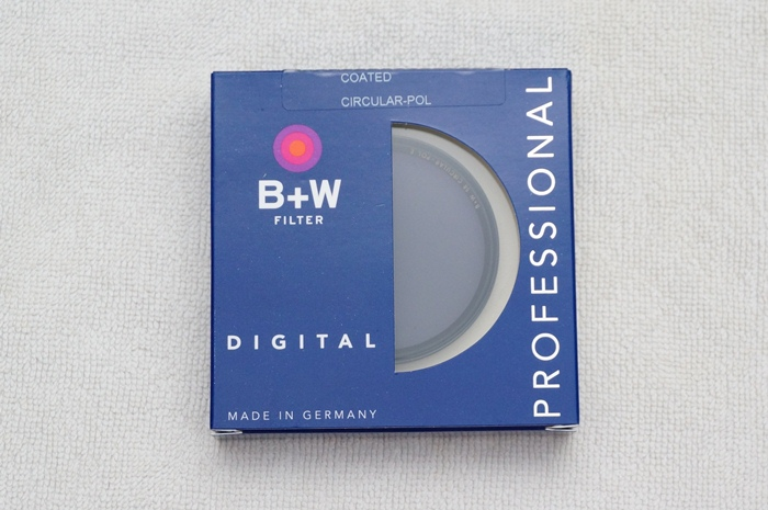 B+W 39 mm CPL F-PRO S03 Circular Polarize