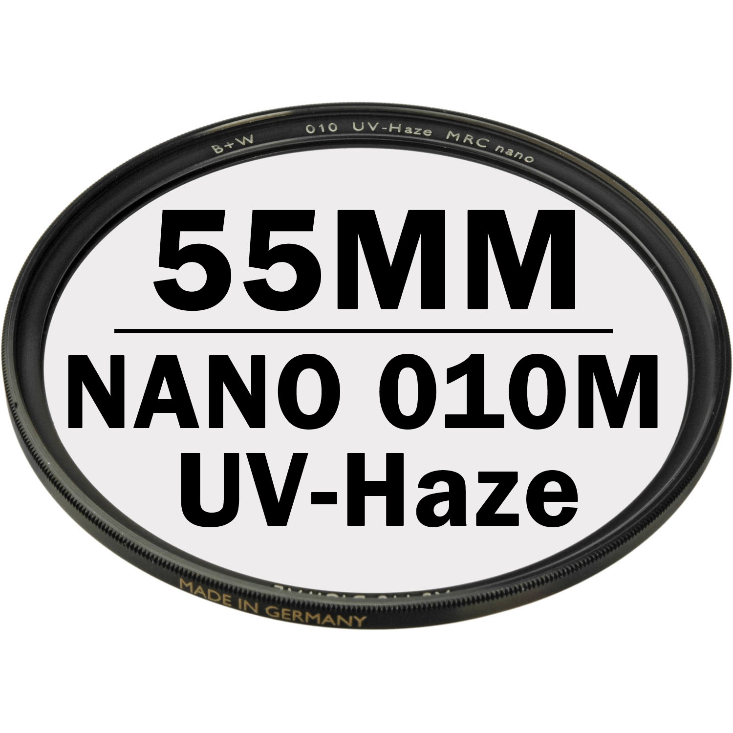 B+W 55 mm XS PRO UV Haze 010M MRC NANO Digital Filter