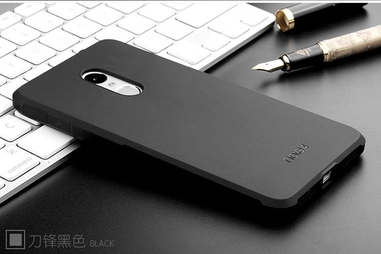 เคส Xiaomi Redmi Note 4 Simple TPU (Black)
