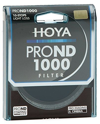 HOYA 62 mm PRO ND 1000 Neutral Density 10 Stop Filter
