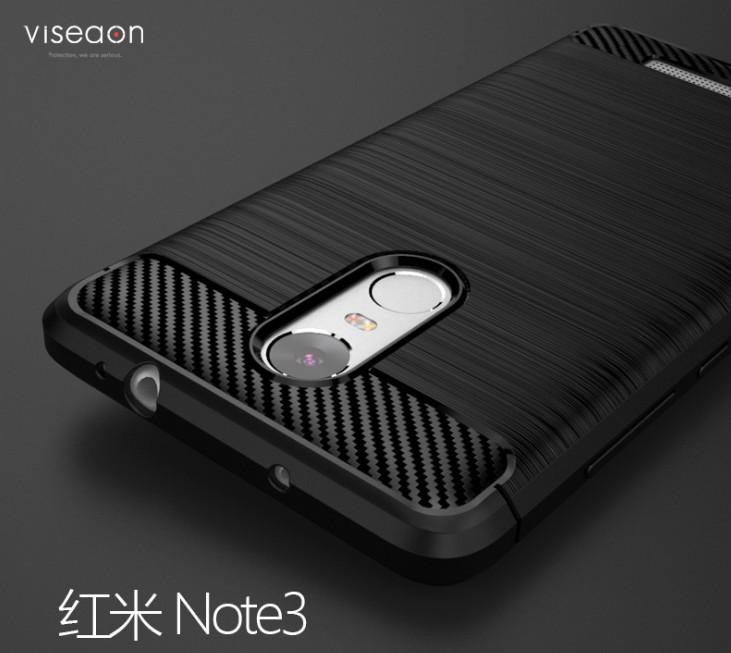 เคส Xiaomi Redmi Note 3 Soft TPU (เคสนิ่ม)