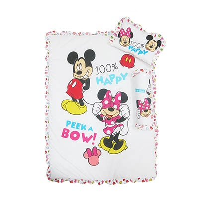Mickey M is for mouse เซตปิคนิค ขนาด30*40 นิ้ว