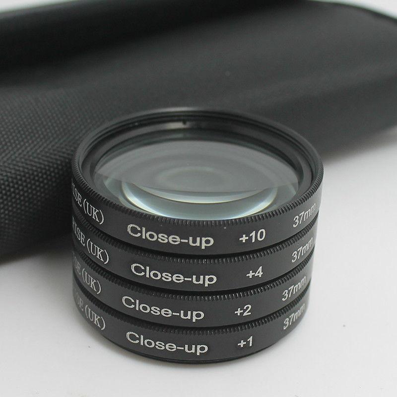 Filter Close UP +1 +2 +4 +10 Set 37 mm