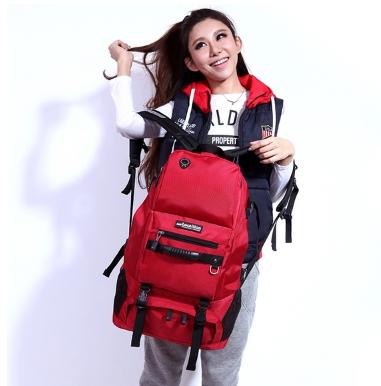 ฺLocallion backpack 40L 2nd Edition (สีแดง)
