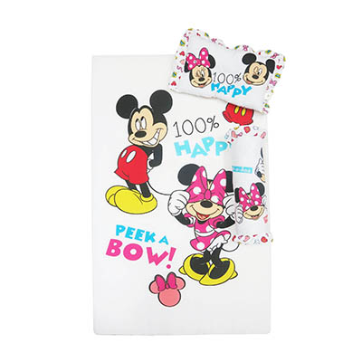 """Mickey M is for mouse เซตที่นอนฟองน้ำ ขนาด M 24x40x2.5"""""""