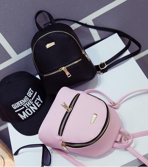 กระเป๋าเป้ผู้หญิงไซส์เล็ก Abigo