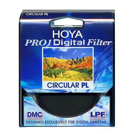 HOYA 43 mm Pro1 D Digital CPL CIRCULAR Polarizer Filter